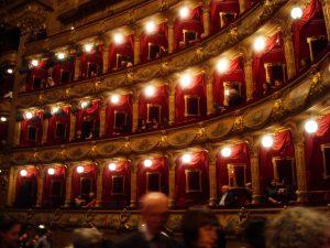 Intérieur opéra
